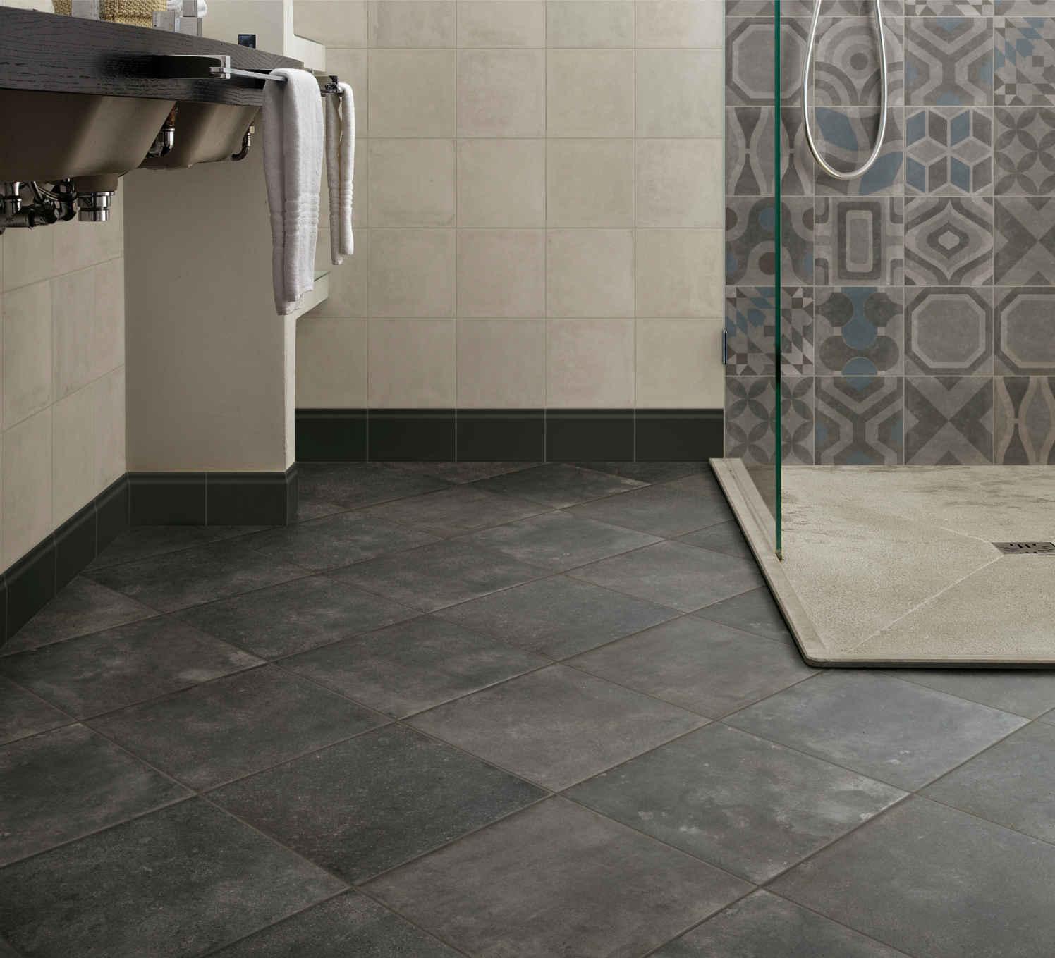 Dalle pvc murale leroy merlin top dalle de sol pvc lame - Lames pvc pour salle de bain ...