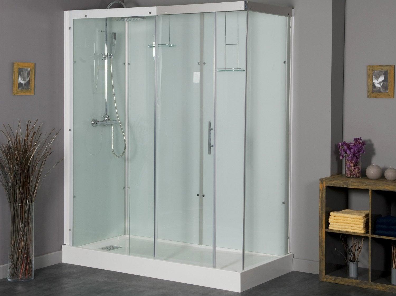 Affordable comment installer une cabine de douche with installer une douche dans une chambre - Installer une douche dans une chambre ...