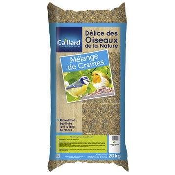 Aliments pour oiseaux Pfcois20 plastique