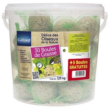 Boules de graisse Pfcsobou30-5 plastique