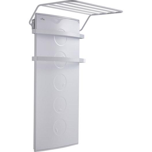 s che serviettes lectrique a inertie fluide airelec eloa 500 1000 w leroy merlin. Black Bedroom Furniture Sets. Home Design Ideas