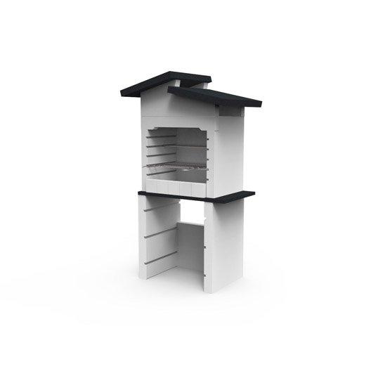 barbecue fixe barbecue b ton barbecue en pierre au. Black Bedroom Furniture Sets. Home Design Ideas
