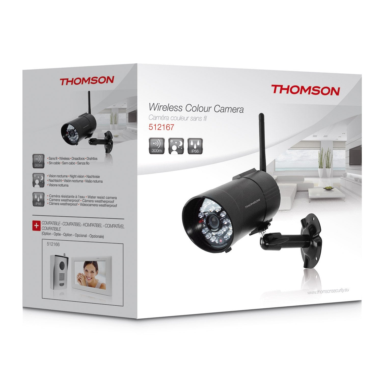 ... Caméra De Vidéosurveillance THOMSON Izzy 768w