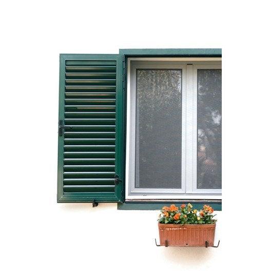 Moustiquaire pour fen tre cadre fixe kocoon x for Fenetre 50 x 60