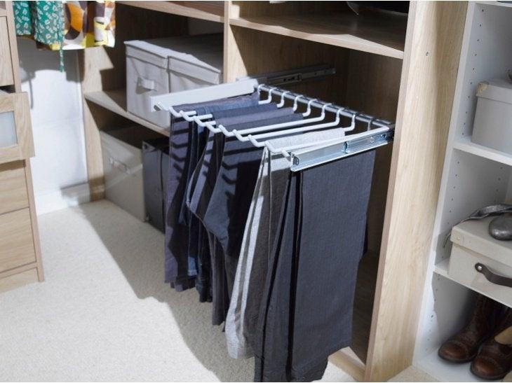 un espace dressing leroy merlin. Black Bedroom Furniture Sets. Home Design Ideas