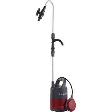 Pompe pour r cup rateur d 39 eau de pluie sterwins pcr350ecl - Leroy merlin surpresseur ...