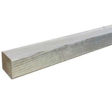 Accessoire de pose terrasse entretien terrasse bois au meilleur prix leroy merlin - Lambourde pour terrasse ...