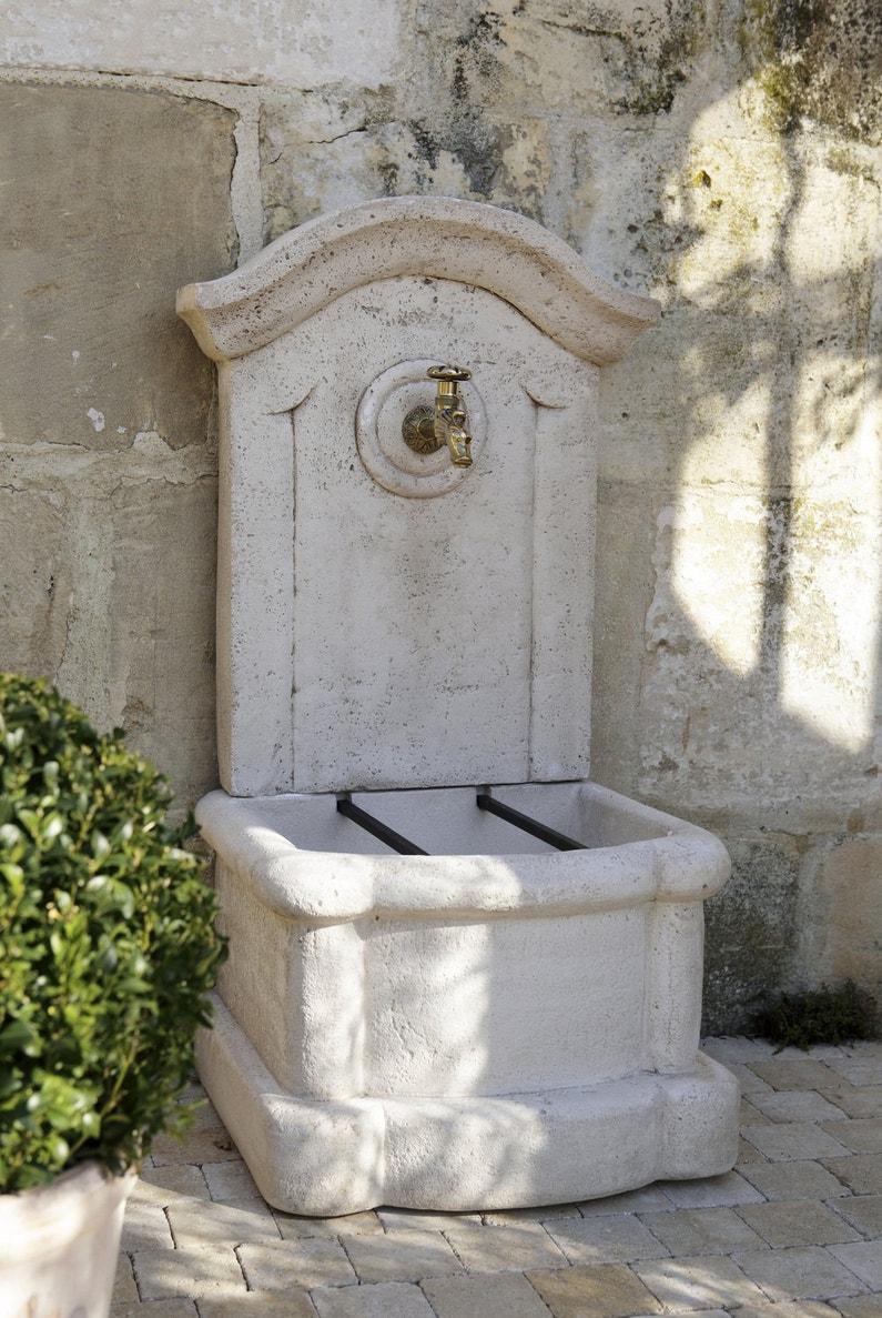 Bassins et fontaines pour embellir le jardin for Fontaine de jardin oslo