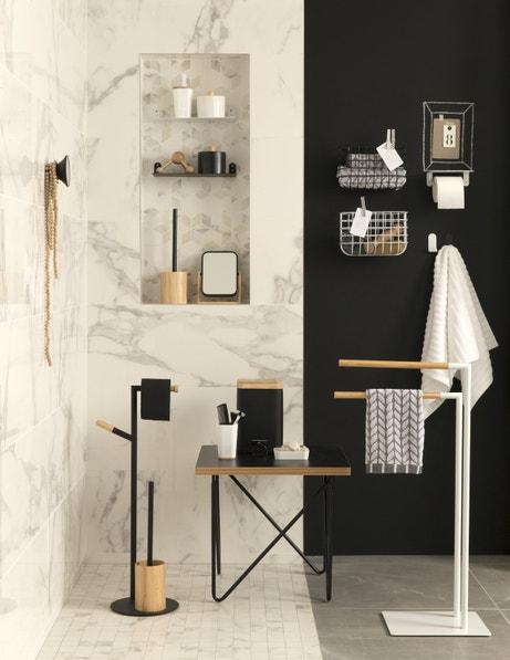 Accessoires de salle de bains à poser et à fixer | Leroy Merlin
