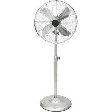 ventilateur brasseur d 39 air ventilateur colonne sur pied sur table leroy merlin. Black Bedroom Furniture Sets. Home Design Ideas