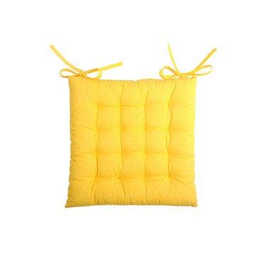 galette de chaise coussin d 39 assise au meilleur prix leroy merlin. Black Bedroom Furniture Sets. Home Design Ideas