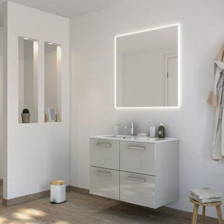 Meuble salle de bains id es solutions et produits leroy merlin for Produits salle de bain