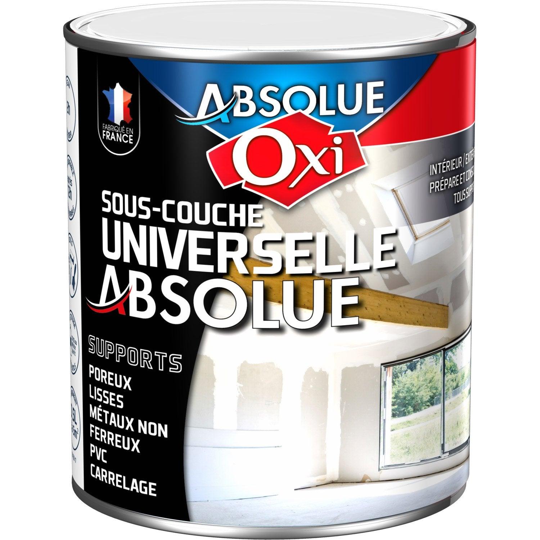 Sous Couche Universelle, Absolue OXYTOL 1 L ...
