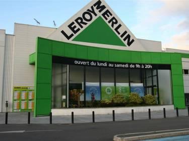 Leroy merlin la roche sur yon retrait 2h gratuit en magasin