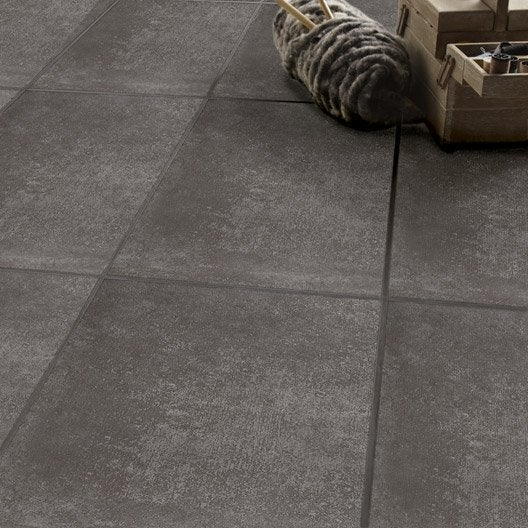 Liste de remerciements de mathilde d carrelage gris for Carrelage 80x80 gris anthracite