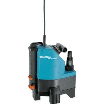 Pompe vide-cave eau chargée GARDENA Aquasensor 8500 8500 l/h