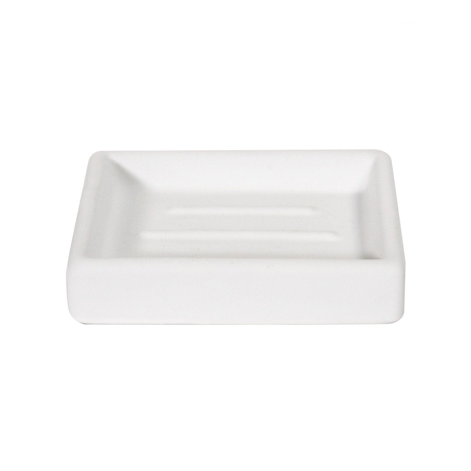 Porte-savon céramique Carry, white n°0