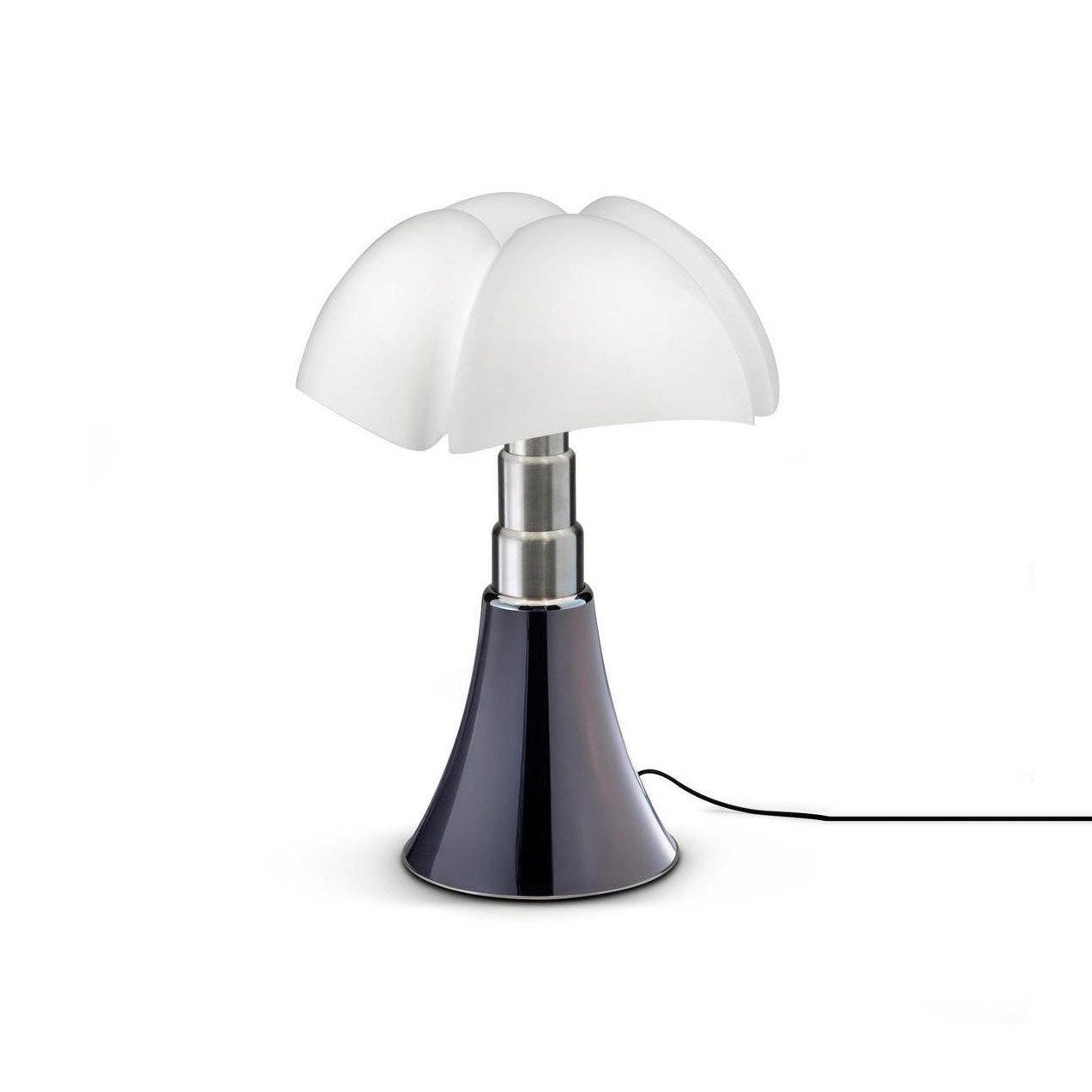 Lampe tactile, design, métal, MARTINELLI LUCE Mini pipistrello tit h35