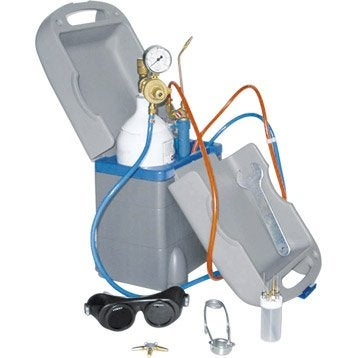 Poste à souder bi-gaz CAMPINGAZ Oxypower r 500