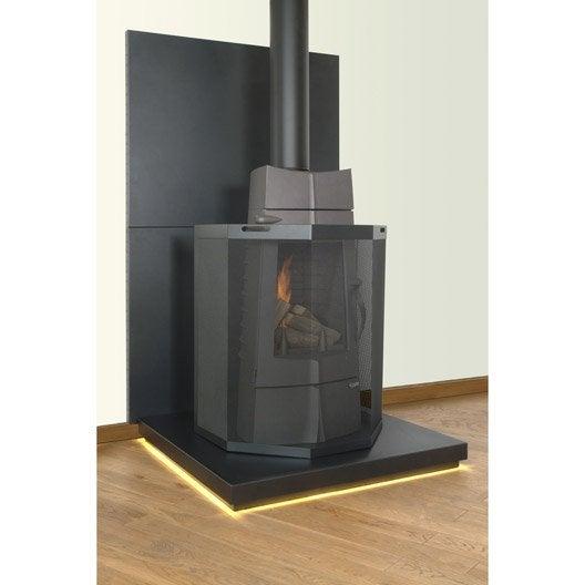 pare feu enfant 3 volets equation acier leroy merlin. Black Bedroom Furniture Sets. Home Design Ideas