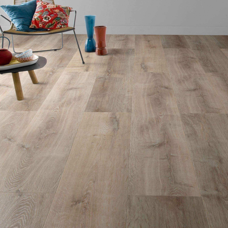lame pvc clipsable golden oak white contesse wide leroy merlin. Black Bedroom Furniture Sets. Home Design Ideas