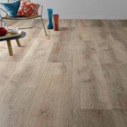 Lame PVC clipsable golden oak white CONTESSE Wide