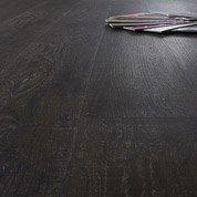 Lame PVC clipsable marron effet bois Premium clic 5g