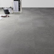 Dalle PVC clipsable gris citizen grey Senso lock GERFLOR