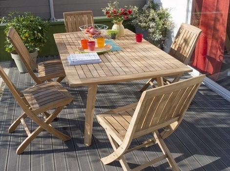 faire une terrasse en composite great terrasse bois sur terre castorama poser une terrasse en. Black Bedroom Furniture Sets. Home Design Ideas