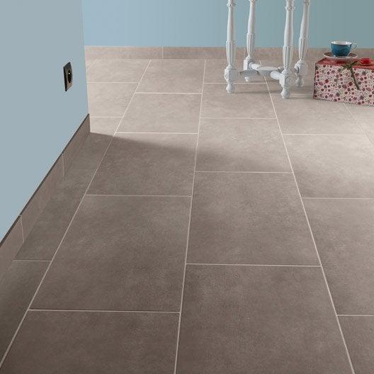 Carrelage sol et mur gris dor 6 effet b ton oslo x l for Carrelage 30 60 gris