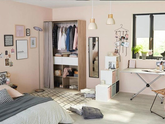 Cocooning Chambre Ado Fille Deco
