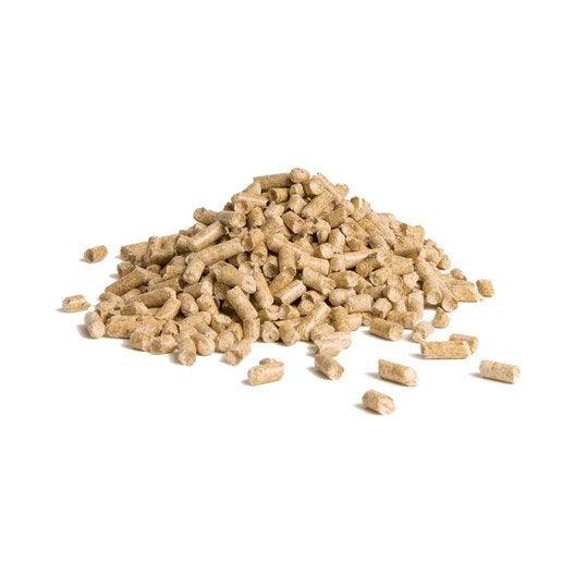 Granulés de bois WOODSTOCK en sac, 15 kg