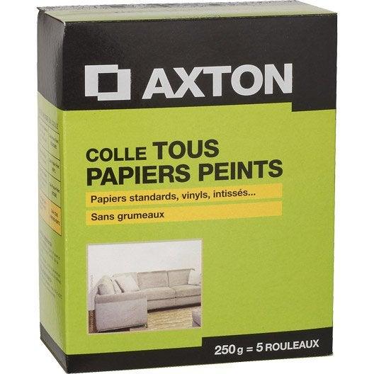colle tous papiers peints axton kg leroy merlin. Black Bedroom Furniture Sets. Home Design Ideas