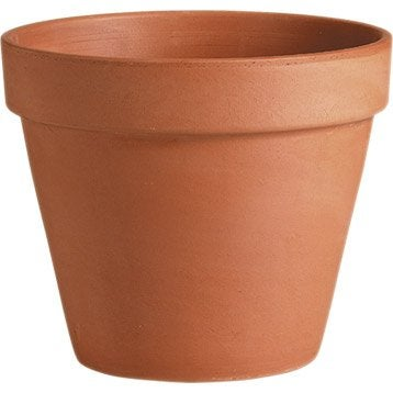 Pot de fleurs bois fibre plastique rond rectangulaire for Pot exterieur couleur