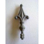 Lance pour marquise en métal