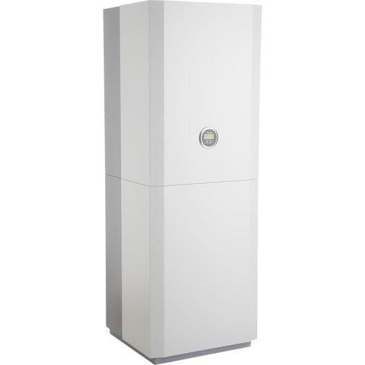chaudi re sol gaz condensation vergne sc3 24 gn kit 24kw leroy merlin. Black Bedroom Furniture Sets. Home Design Ideas