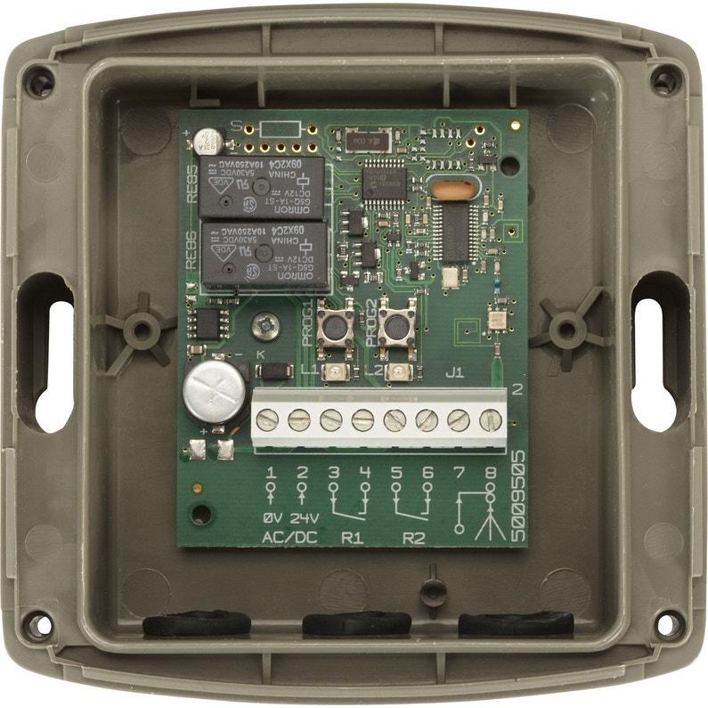 ... SOMFY Récepteur radio universel pour motorisation de portail, ... ea212b23aa56