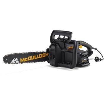Tronçonneuse électrique filaire MC CULLOCH CSE 2040 2000W, 40cm de coupe