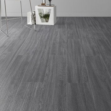 Lame PVC clipsable gris anthracite Camden ARTENS