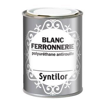 Peinture fer et antirouille peinture ext rieure pour for Lasure blanche exterieur