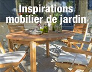 layer inspiration mobilier de jardin