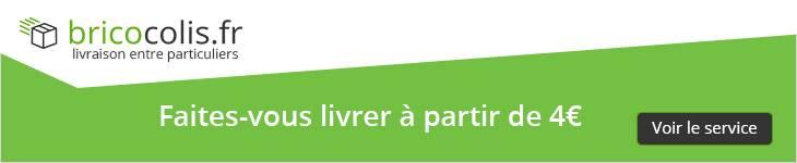 Bricocolis.fr Livraison entre particuliers