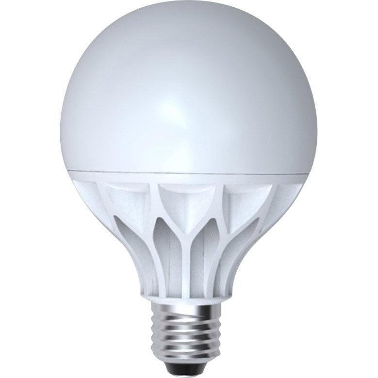 ampoule globe led 10 5w 806 lm quiv 60w e27 2700k 100 xanlite leroy merlin. Black Bedroom Furniture Sets. Home Design Ideas