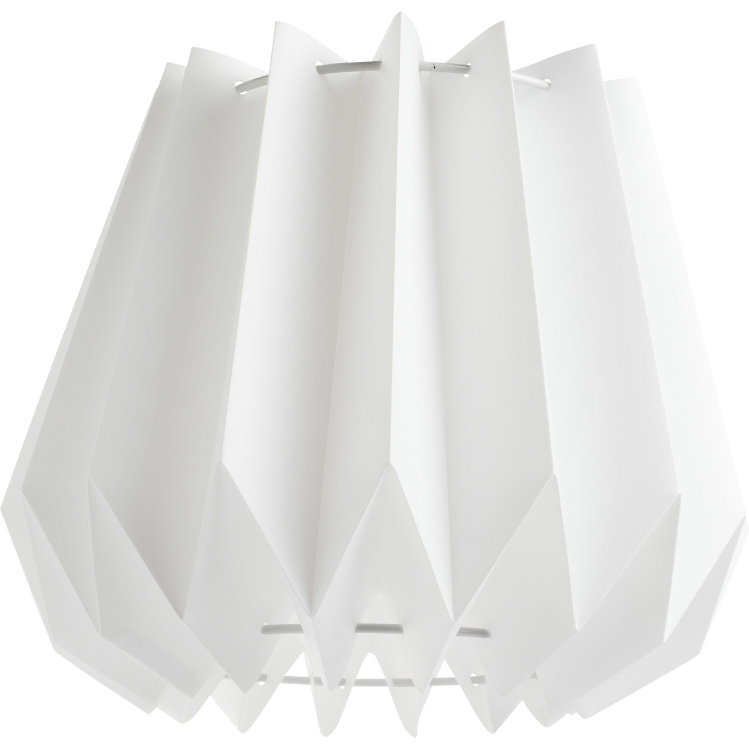 Salle De Bain Sans Aeration Solution ~ Suspension Sans Cordon Design Yucca Plastique Blanc 1 X 60 W