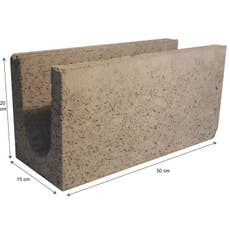 parpaing 20x20x50 cm leroy merlin. Black Bedroom Furniture Sets. Home Design Ideas