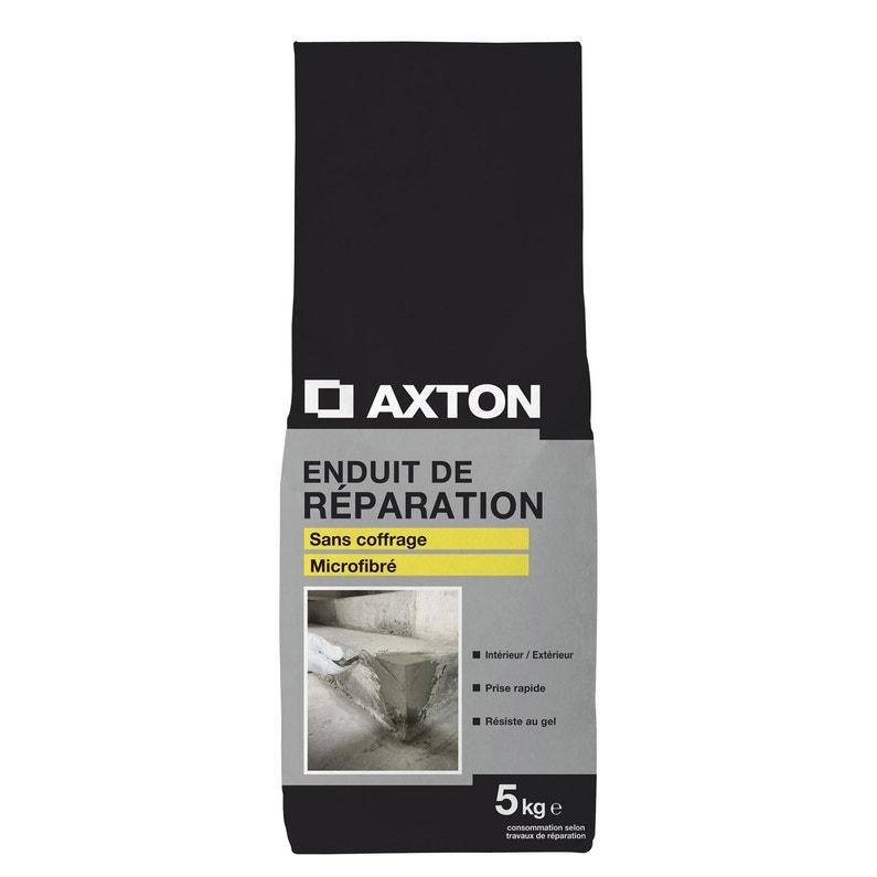 Enduit De Réparation Gris Axton 5184 Kg