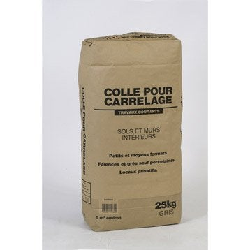Colle carrelage mortier colle leroy merlin - Prix sac ciment leroy merlin ...