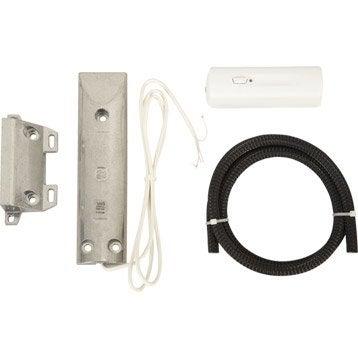 Accessoires pour alarme de maison alarme maison leroy for Telecommande d ouverture de porte de garage