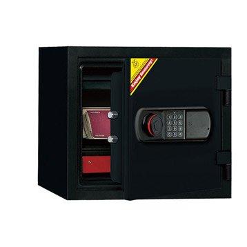 Coffre fort haute sécurité à code TECHNOMAX Technofire 200LE, 19L