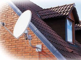 La réception TV par satellite